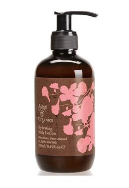 body lotion bloom organic