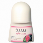 Fresca Natural Valley Rose Deodorant