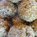 Recipe: Teisha Lowry's Raw Coconut Balls