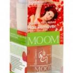 MOOM Organic Hair Removal Kit