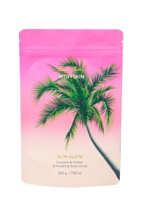 Vita+Skin Slim-Ulate Coconut & Coffee Stimulating Body Scrub